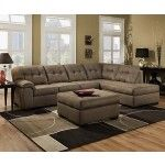 Simmons Upholstery - Velocity Sectional - 9558-SEC