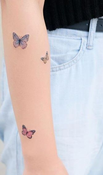 Photo of butterfly tattoos for you to inspire