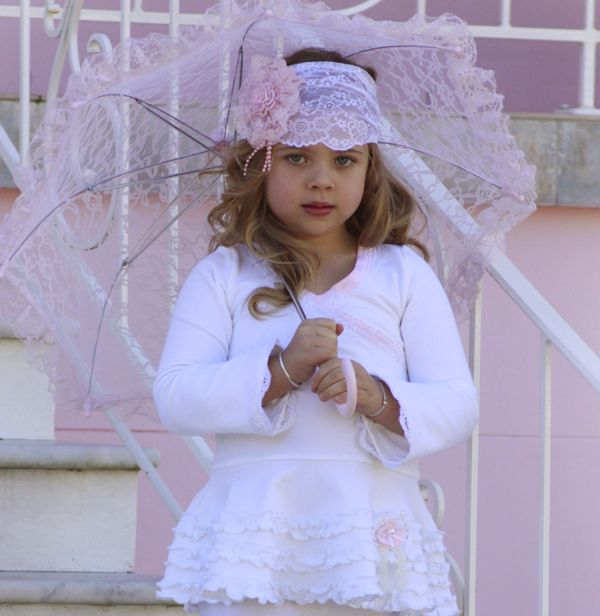 Dollcake Clothing Love Flower Girl Dresses Headbands