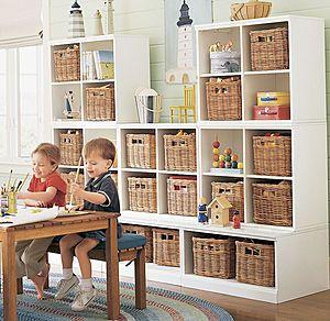 30 modelos de estantes para organizar tu casa casas for Juego de organizar casa