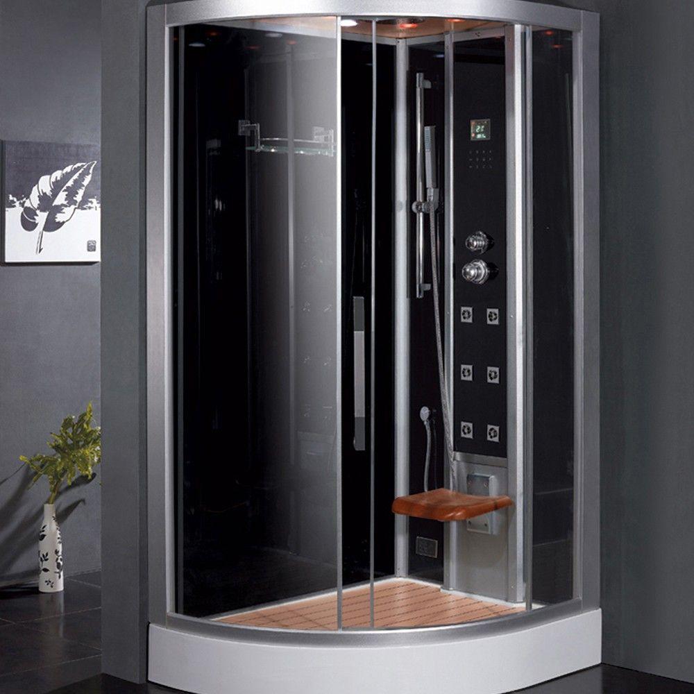 Ariel Bath Dz967f8 R Platinum Steam Shower Sauna Right