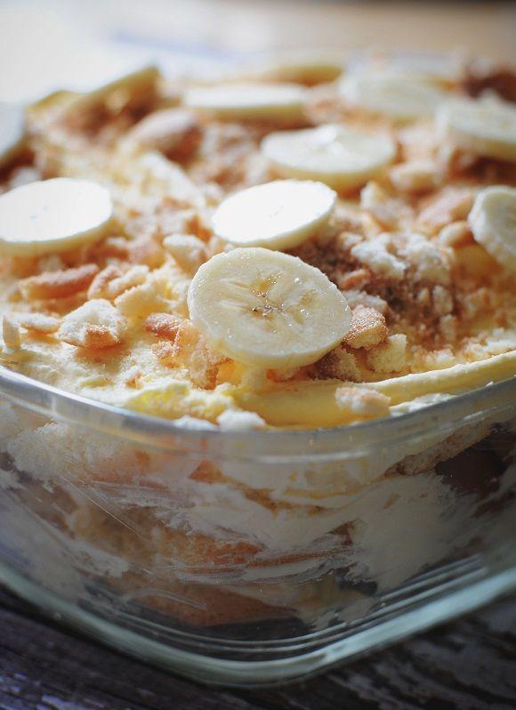 Banana Pudding Tiramisu Recipe Lecker Kochen Und Backen Rezepte