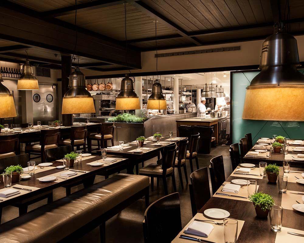 The Mercer The Kitchen (Petra Tungården) | Mercer hotel, Communal ...