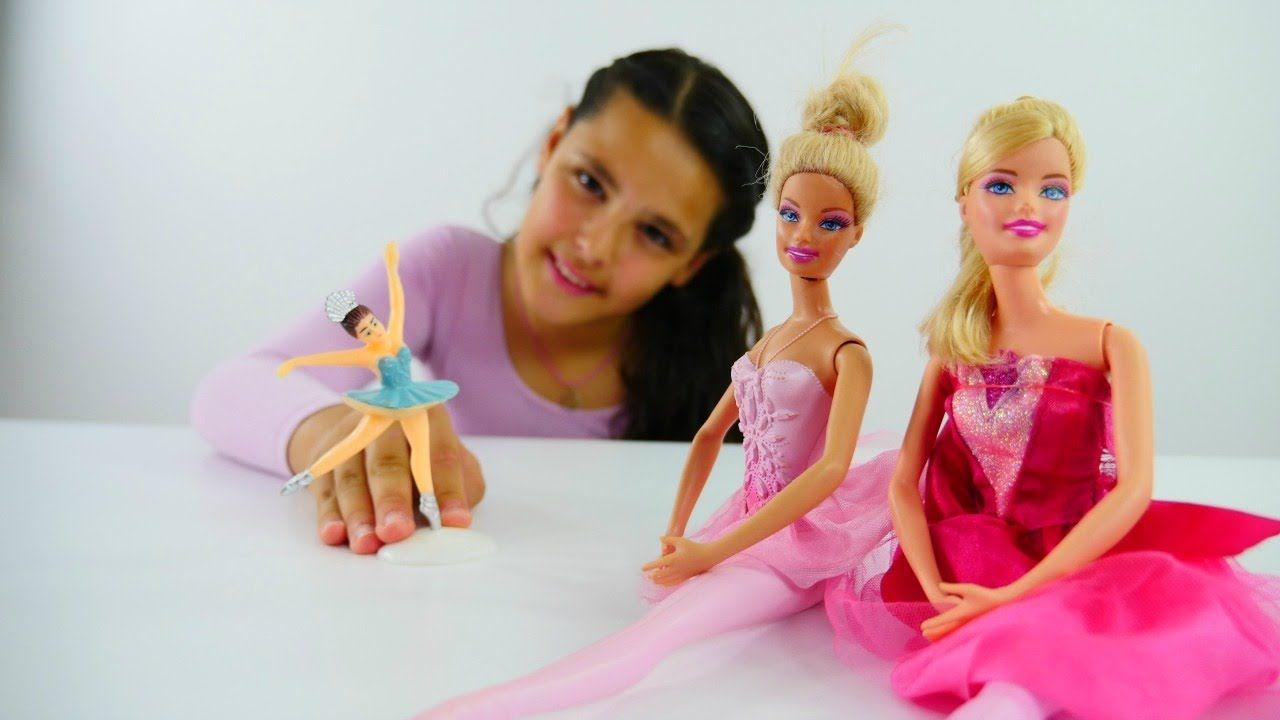 Barbie Balerin Kardelen Bale Oyunu Oynuyor Kiz Oyunlari Izle Barbie Kizlar Balerin