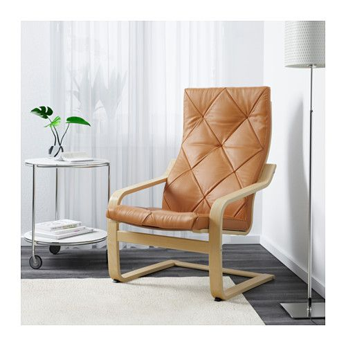 Us Furniture And Home Furnishings Furniture Ikea Poang Chair Leather Chaise Lounge Chair