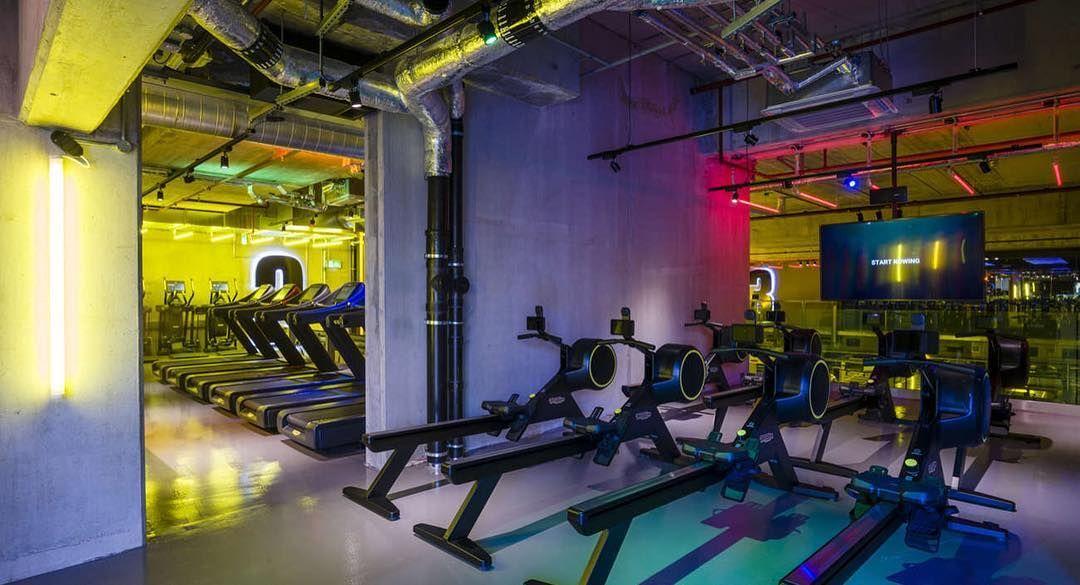 Gymbox Elephant Castle London Lighting Design By Lightivity Lightivity Lighting Lightingdesign Gym