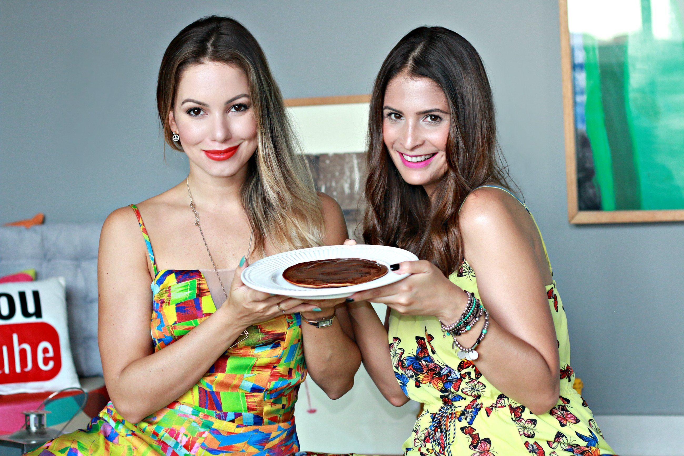 Depois da nossa Crepioca Salgada, inaugurando as receitas fit no blog, agora vamos de Crepioca Doce! Uma receita rápida e fácil, para quem quer comer aquele doce sem culpa!