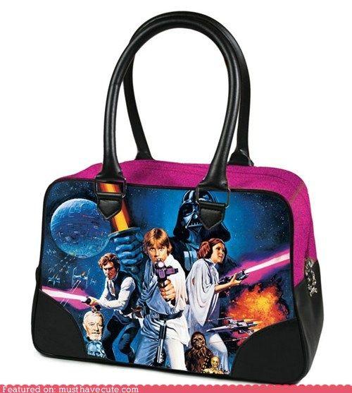 Star Wars PosterHandbag