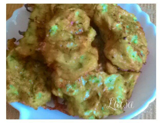 Frittelle ricotta e zucchine, ricetta dal blog Vale cucina e ...