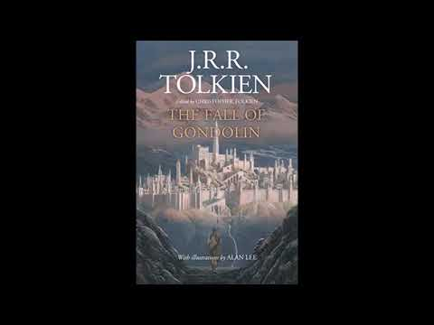 The Fall Of Gondolin The Great Tales Of Middle Earth J R R Tolkien Complete Audiobook Youtube In 2020 Middle Earth Tolkien Audio Books