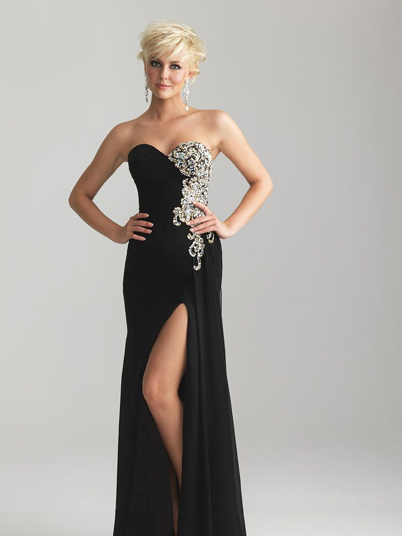 Night moves prom dress prom dresses pinterest night moves