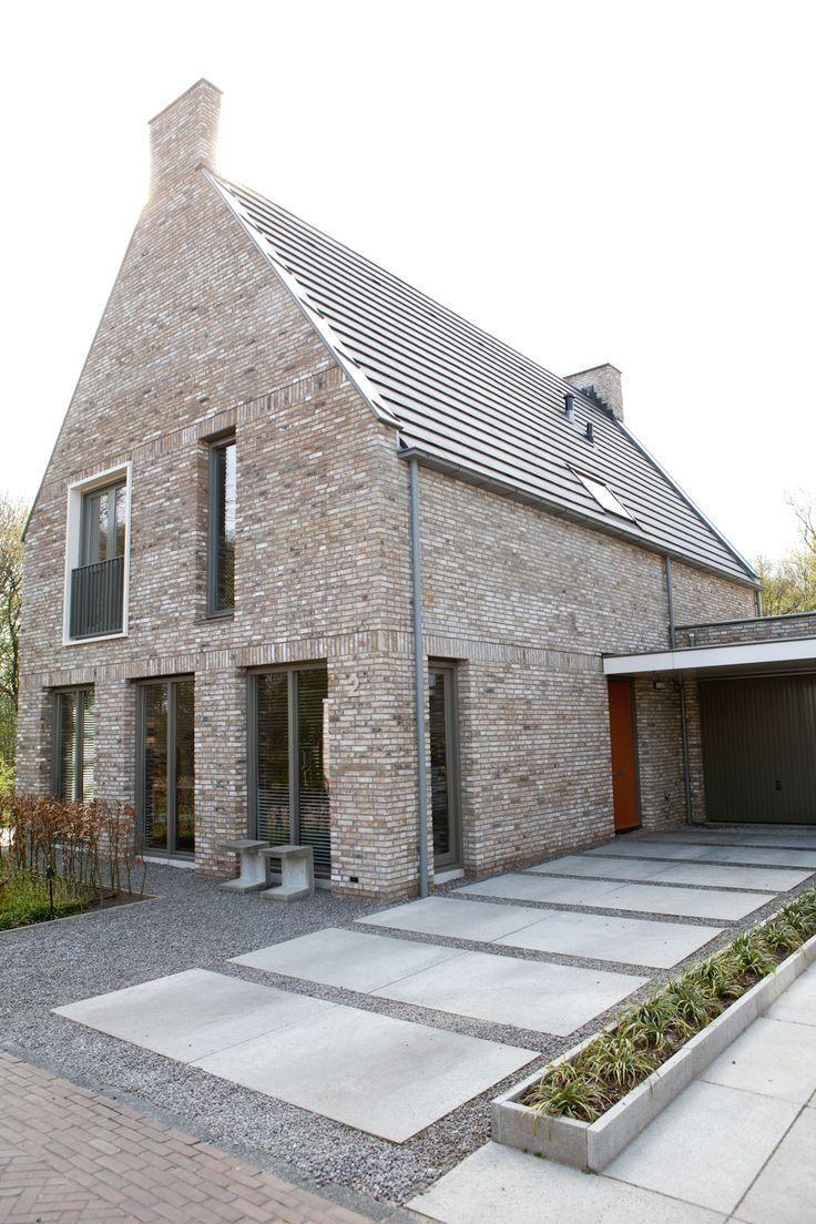 backpatio Neugebautes Haus Garte… Haus Garteneinfahrt
