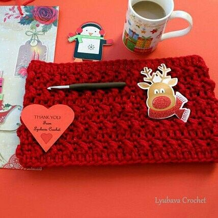 Chunky Crochet Cowl - Christmas gift idea for women. Ready to Ship ...