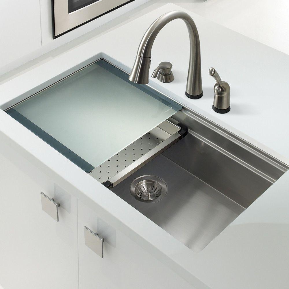 Novus 31 56 X 17 81 Kitchen Sink