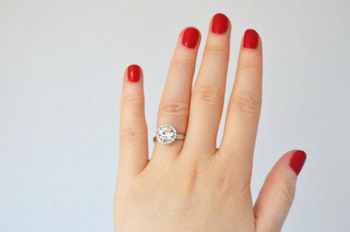 45 Brilliant #Wedding And #Engagement #Rings For Her | the perfect line
