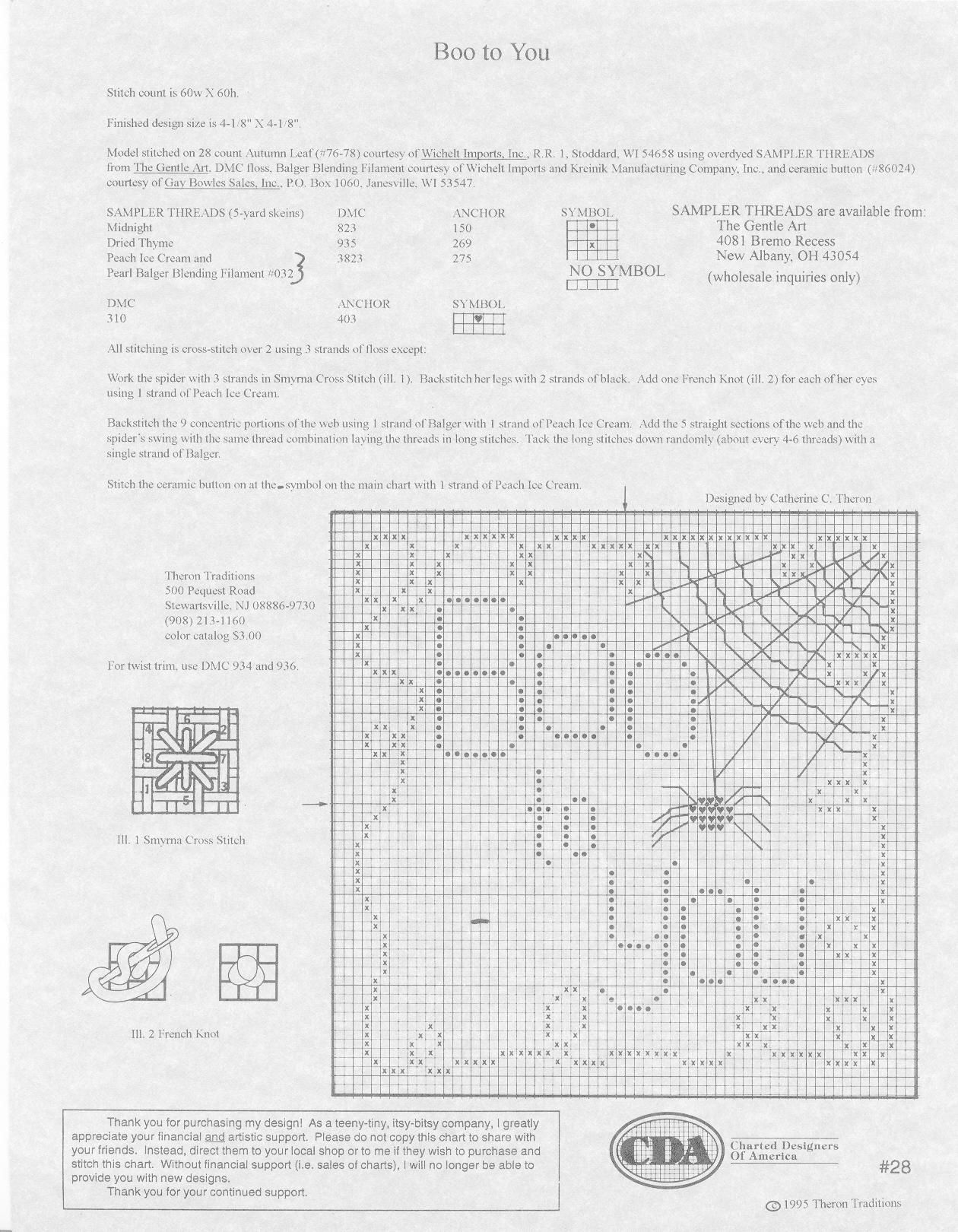 cross stitch Halloween spider web | Cross Stitch patterns ...