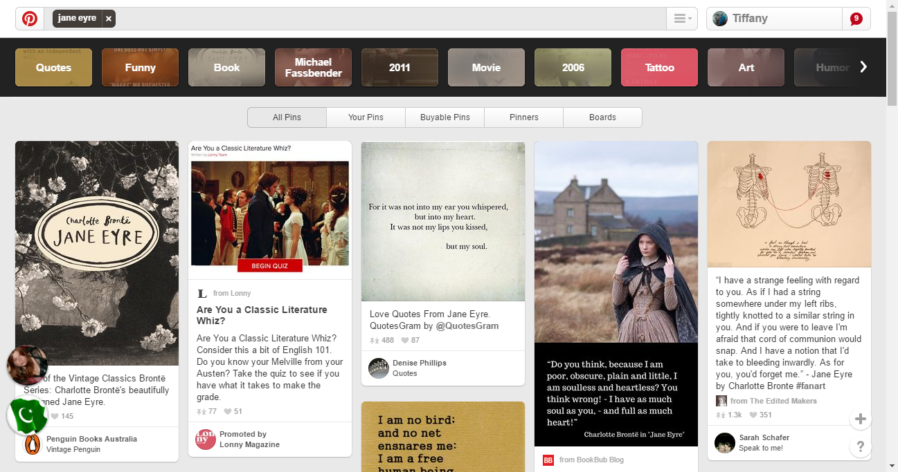 Pinterest • The world's catalog of ideas (With images) | Book humor,  Classic literature, Jane eyre