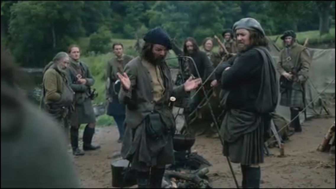 Season 1 Episode 14 The Search #Outlander