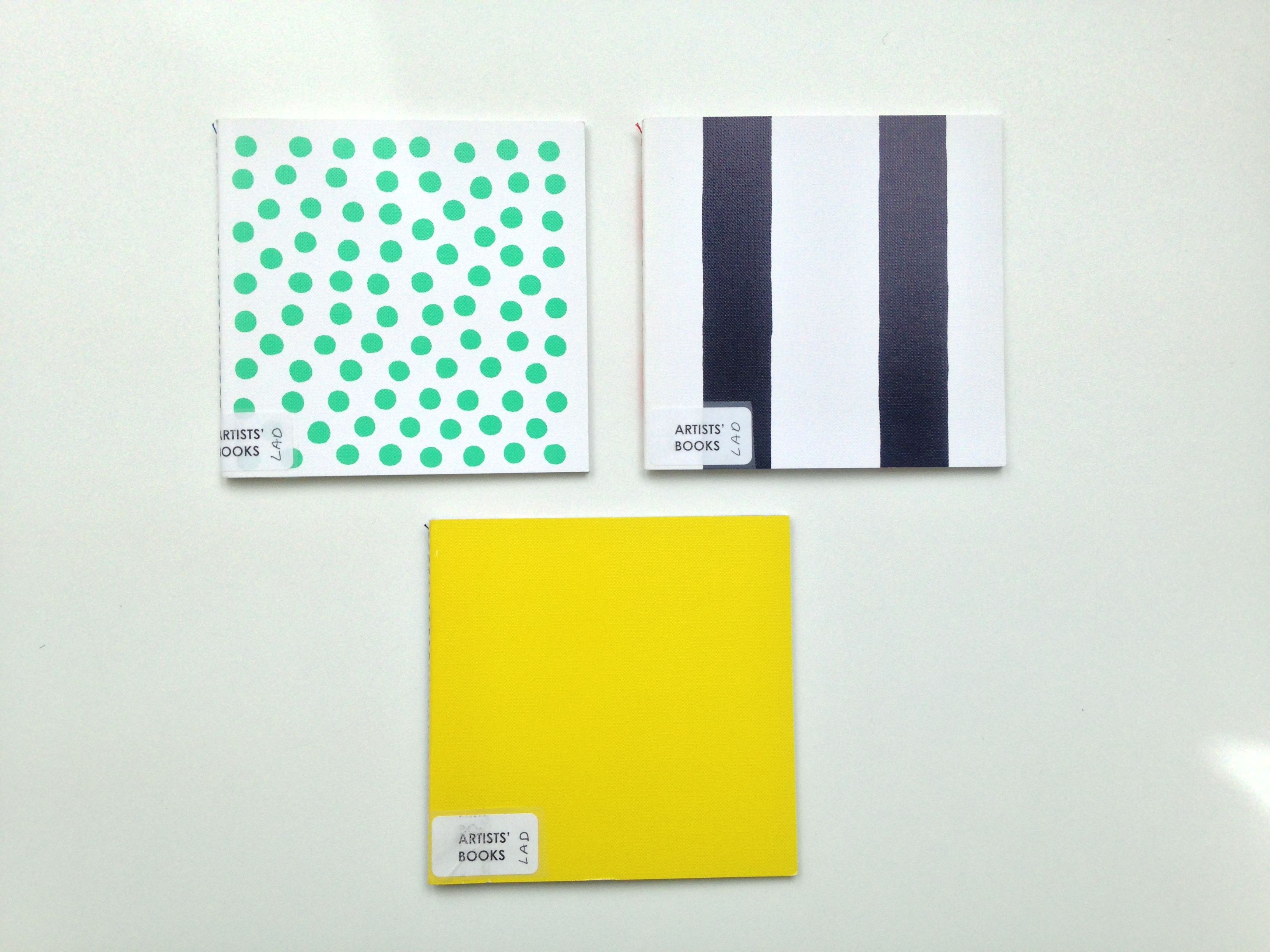 Dots & Lines & Colours, Antonio Ladrillo