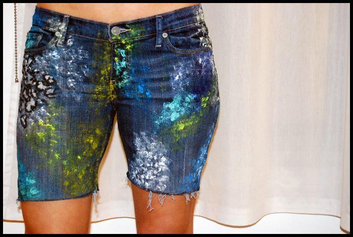jean shorts ugly