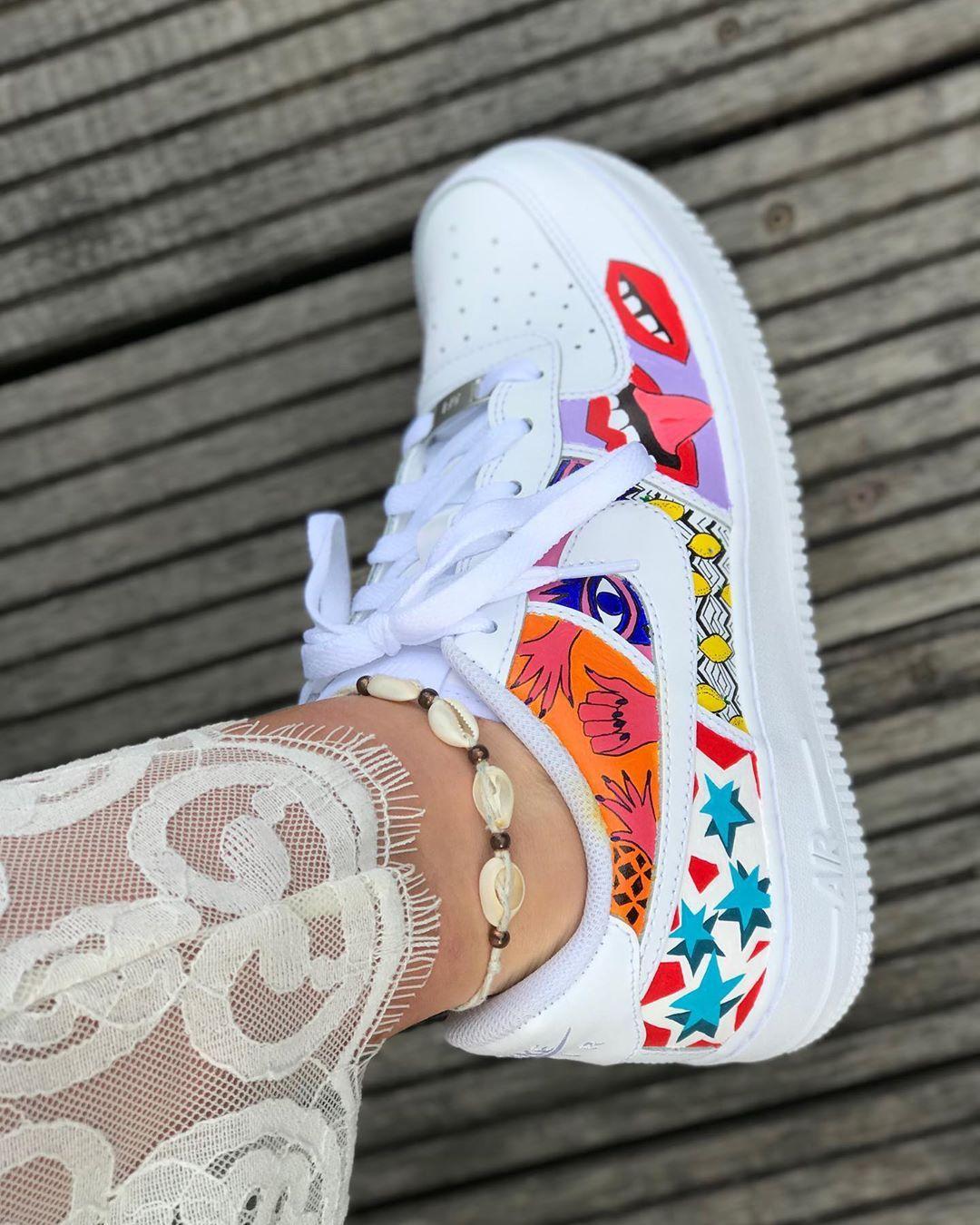 Nike schuhe damen von Aurelia Ibers auf custom chlothes in 2020