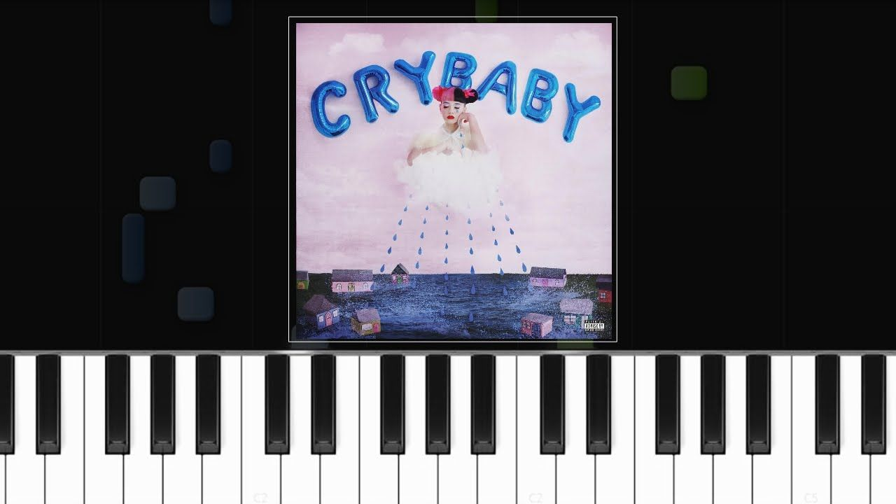 Melanie Martinez Play Date Piano Tutorial Chords How To