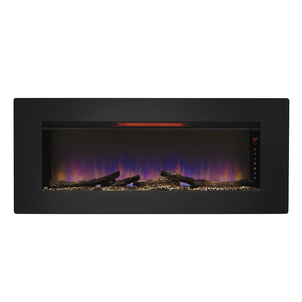 classicflame 47 in felicity wall hanging electric fireplace