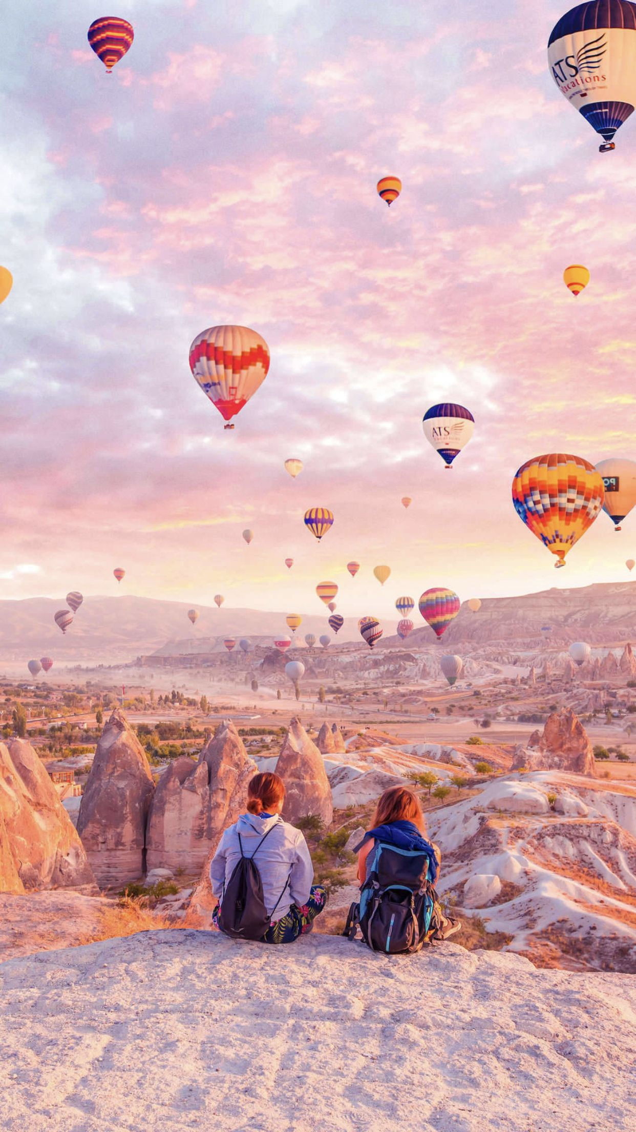 Pin By Larry Lim On Beautiful Places Hot Air Balloons