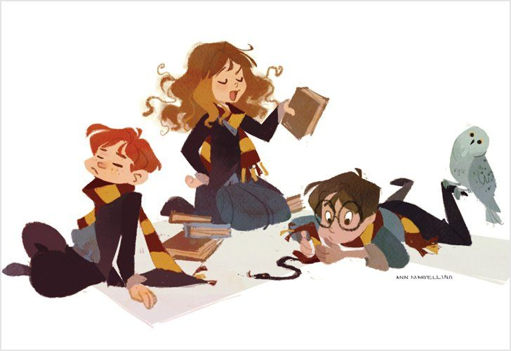 Harry Potter Characters Are Reimagined In Amazing Fan Art Harry Potter Drawings Harry Potter Illustrations Harry Potter Fan Art