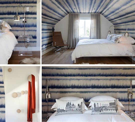 Angela Robinson-designed room as seen on Pinecone Camp