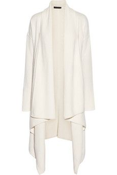 f3770c7e88 Donna Karan Open-front cashmere cardigan. See more on the Luscious website  in this
