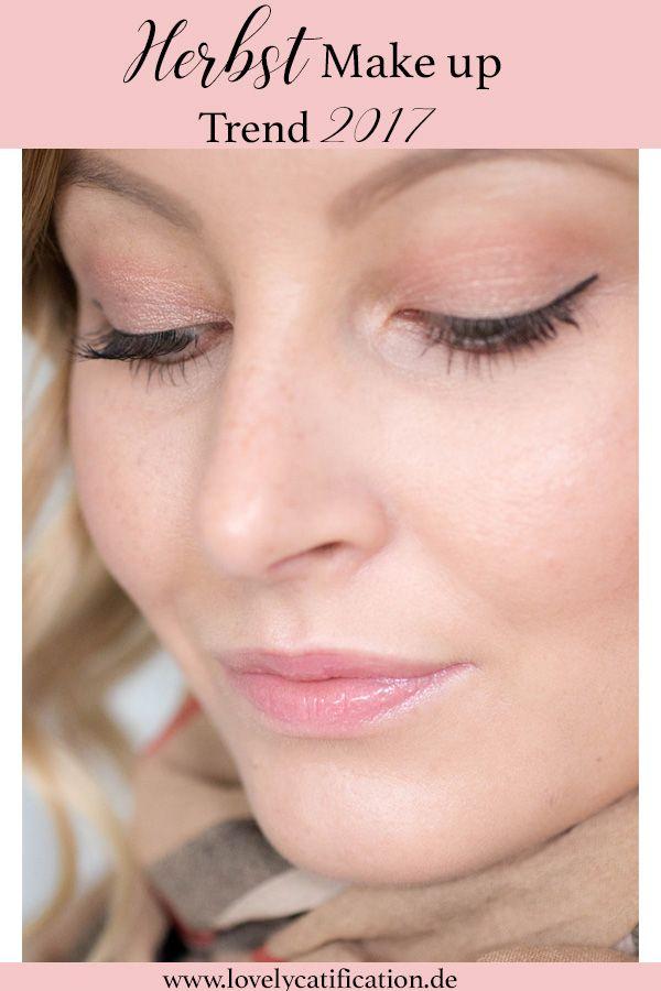 Herbst Make Up Trend 2017 Mit Clinique Jetzt Entdecken Lisafirle