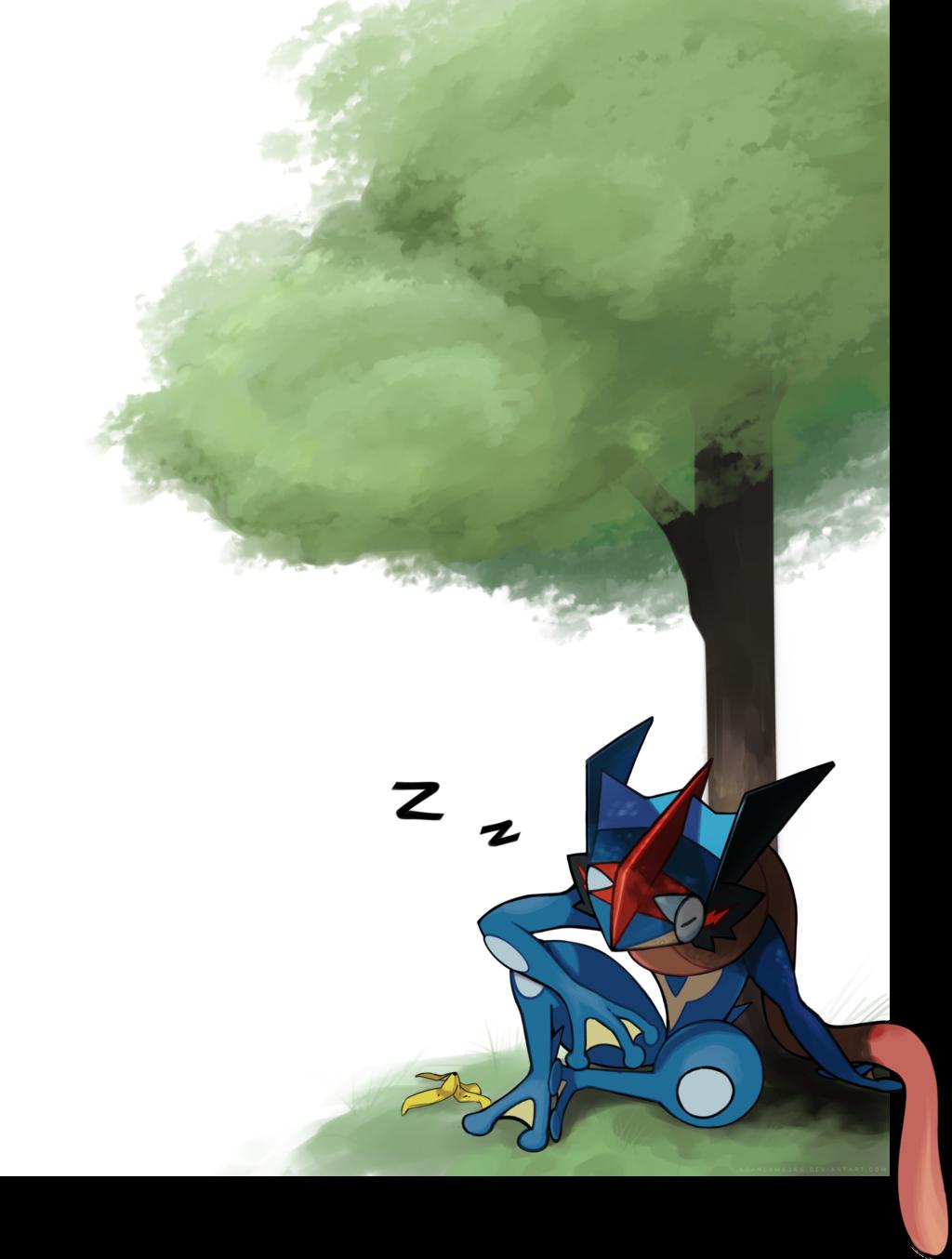 A Nap By Nganlamsong Pokemon Pokemon Pictures Pokemon Drawings