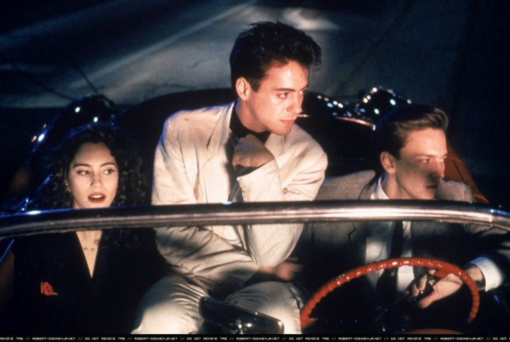 Less Than Zero/robert downey jr. Andrew McCarthy