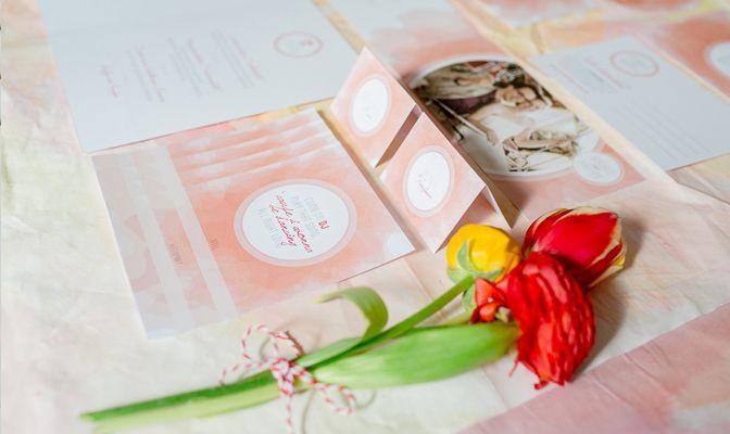 WeddingEve by Hüfner Design, Tim Hüfner, Wedding, Stationary, Papeterie, Save the Date, Einladungskarte, Danksagungskarte, Hochzeitskarten, Belle Aquarelle, Foto: Susanne Wysocki Fotografie, Deko: Verrückt nach Hochzeit
