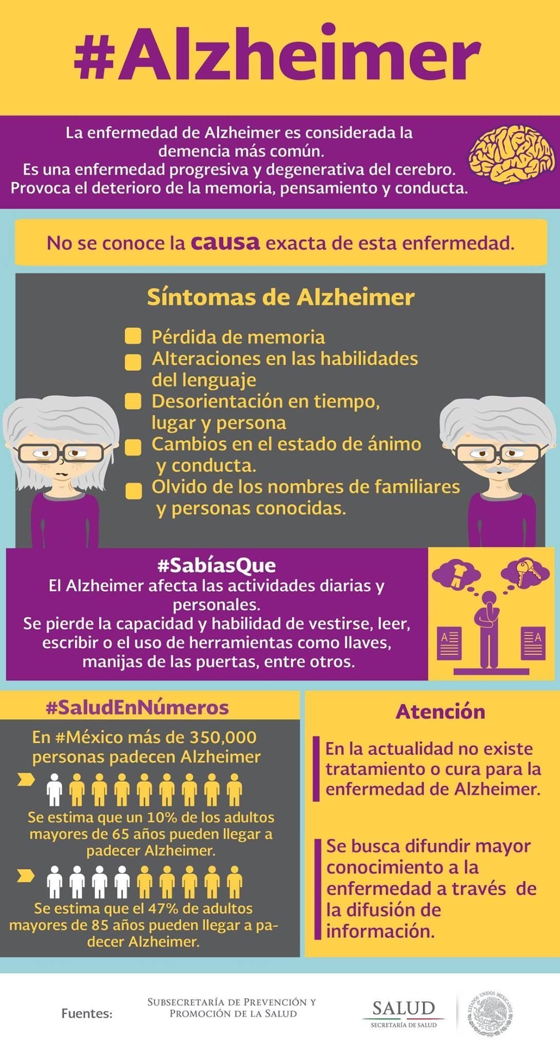 10 Recomendaciones para Prevenir el Alzheimer y la Pérdida de la ...