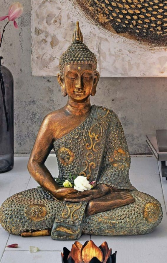 Dekofigur, »Buddha«, Mailord Collection ❤ Deko    Design