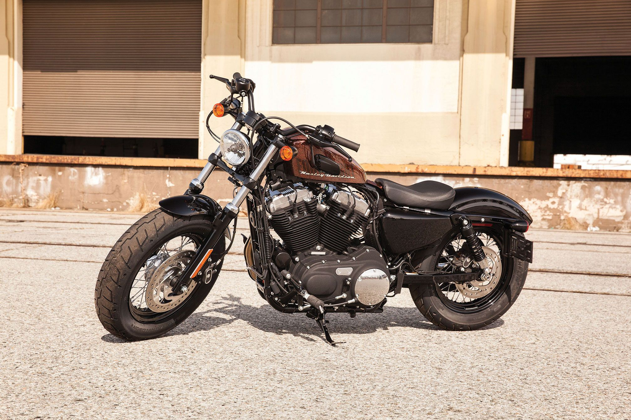 2014 Harley Davidson Xl1200x Forty Eight Review Harley Davidson Sportster Motocicletas Harley Davidson Harley Davidson