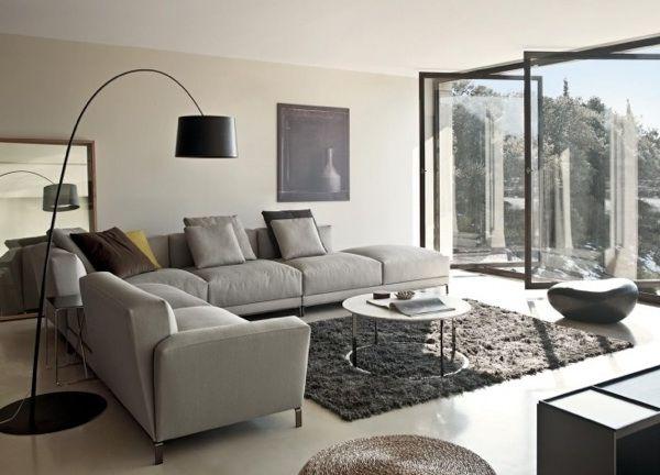 Wohnzimmer-Moderne-Möbel-Design-Schone-Design-Linienjpg (600×432 - möbel wohnzimmer modern