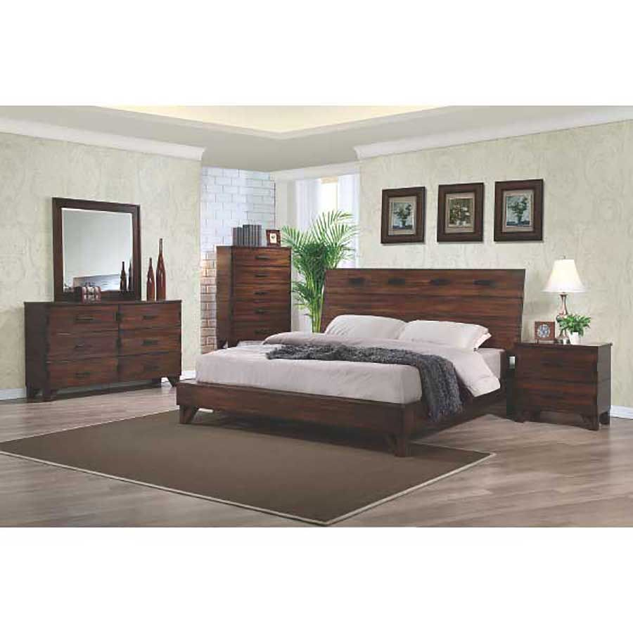 Elegant New Kira 5 Piece Bedroom Set