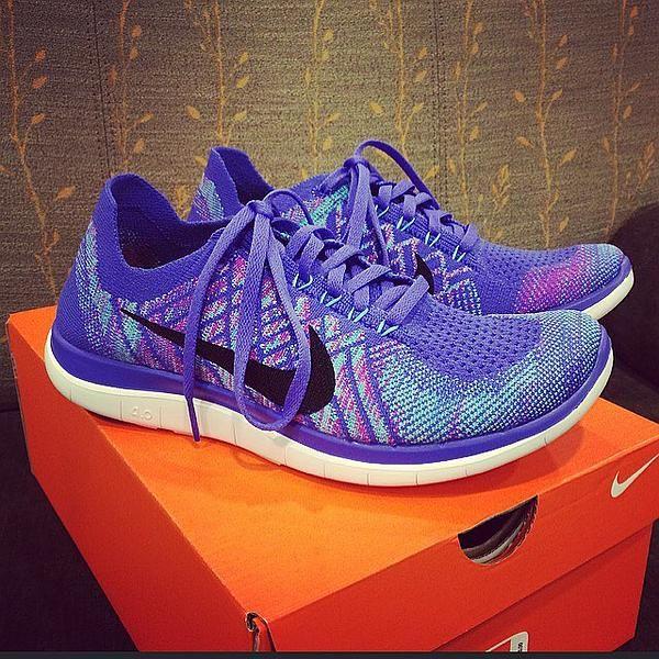 Nike 'Free 4.0 Flyknit' Running Shoe (Women) | Nordstrom