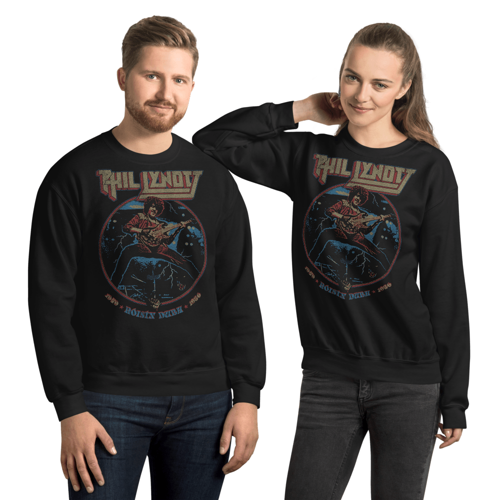 Phil Lynott | Unisex Sweatshirt - Black / M