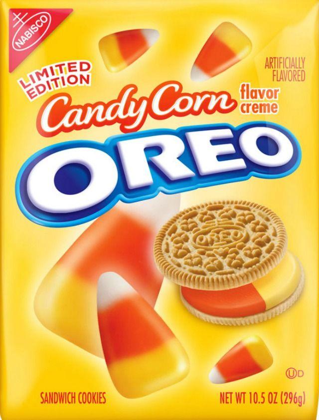Candy Corn Oreos?!? Oh.My.Gawwwwwwwwwwwwwwwwwwwww.     @Brittany Mcginnes @Monise Silvas @Josey Camerer