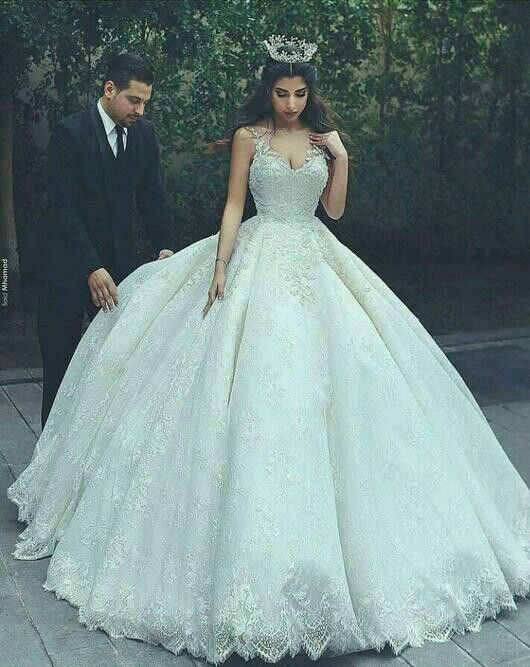 Pin by Modern Wedding Dresses on Wedding Dresses Ball Gown ...