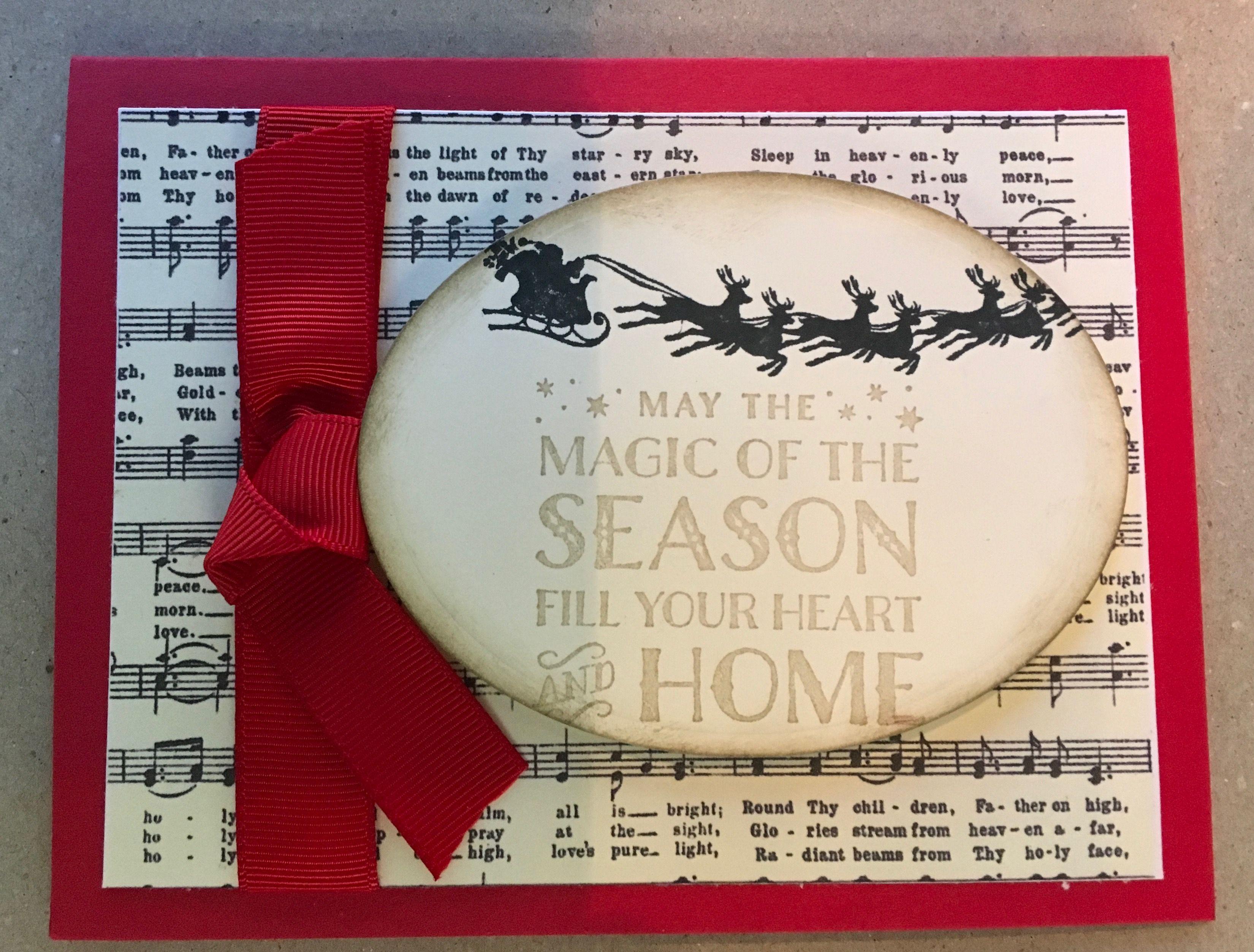 Pin by judy duncan on christmas cards santa star sky