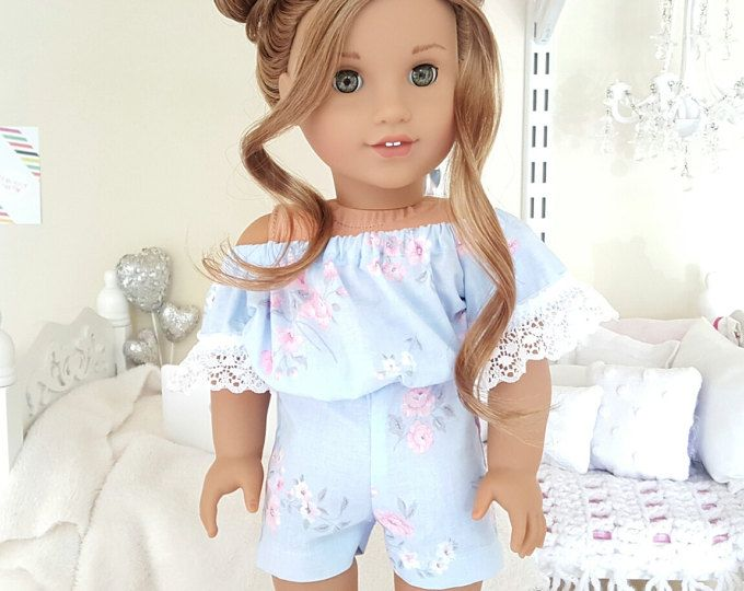 Browse unique items from SewCuteForever on Etsy, a global marketplace of handmade, vintage and creative goods. #18inchdollsandclothes