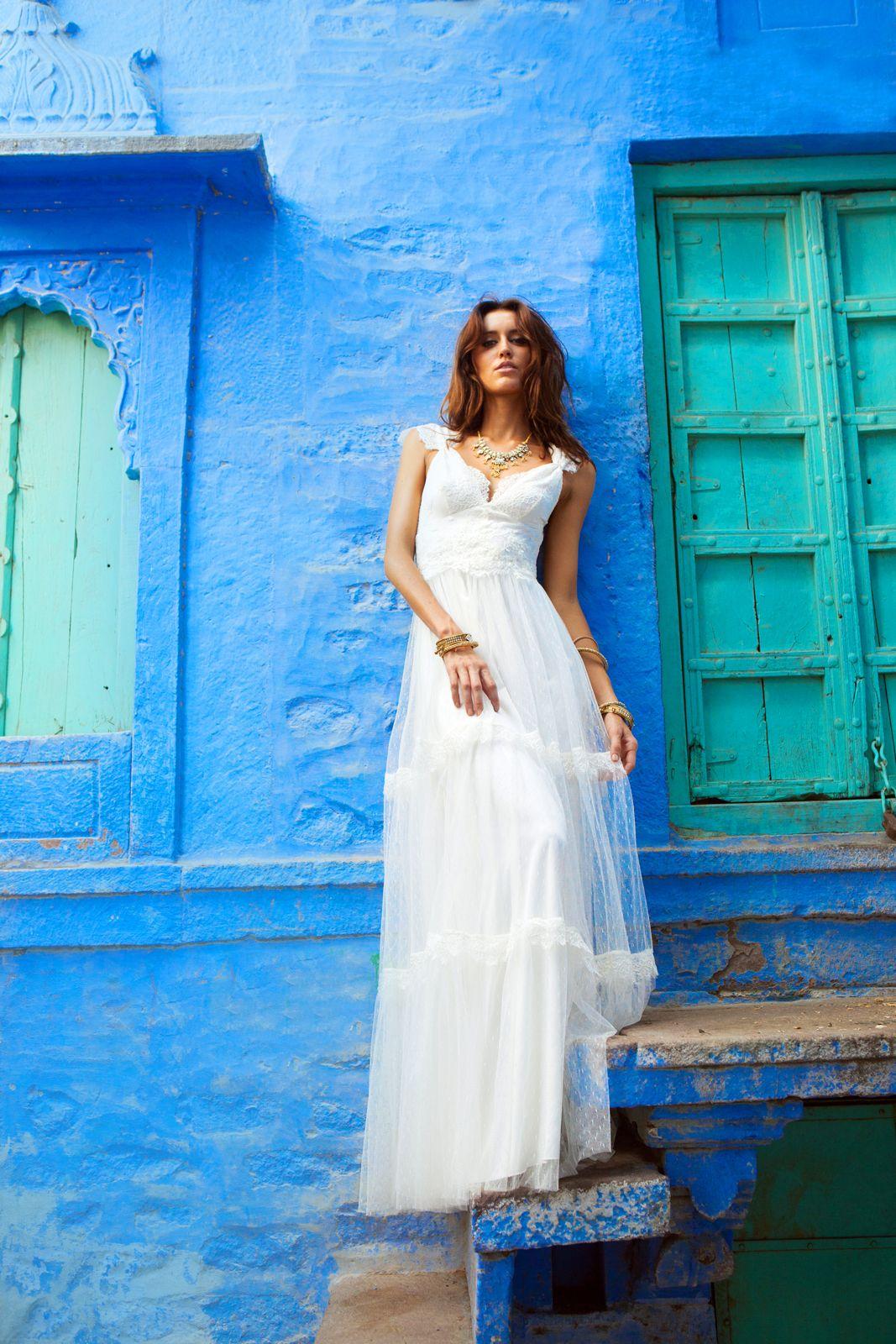 Blue camo wedding dresses  graceloveslacecharlieg  pixels  Boho Chic Bride