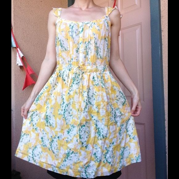 Sportswear Floral Dress Cotton Excellent Casual Mango ConditionNo CxBeodWr