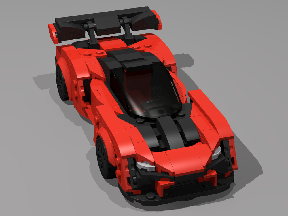 McLaren Senna in 2020 Lego, Lego cars, Micro lego