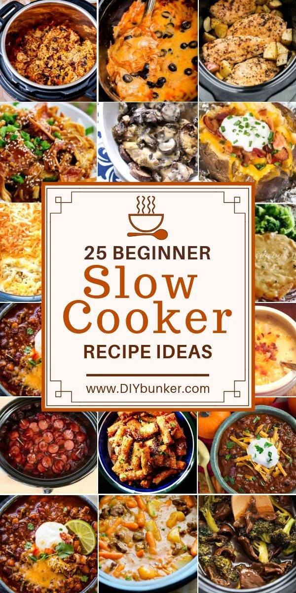 25 Easy Crock Pot Recipes images